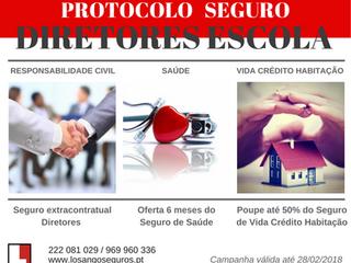 Protocolo Seguro Diretores Escola