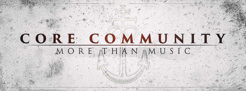 "FACEBOOK HEADER FOR ""CORE COMMUNITY"""