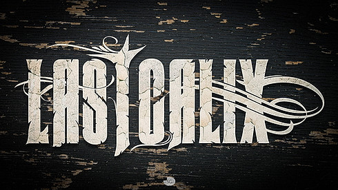 "LOGO STYLIZATION FOR ""LAST CALIX"""