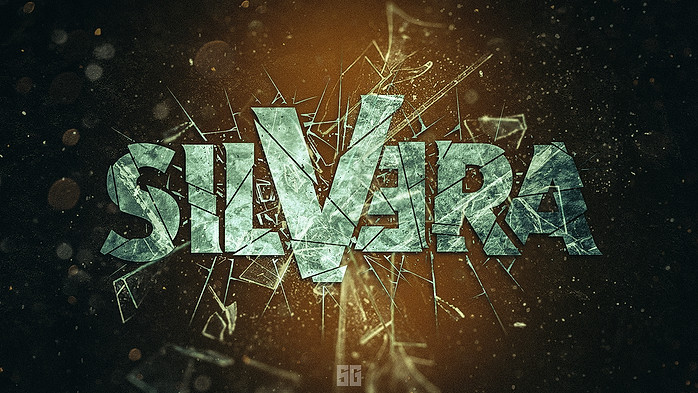"LOGO STYLIZATION FOR ""SILVERA"""