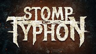 "LOGO STYLIZATION FOR ""STOMP OF TYPHON"""