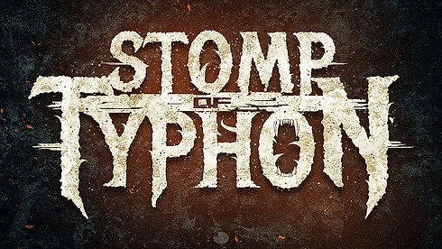 "LOGO STYLIZATION FOR ""STOMP OF TYPHON"""