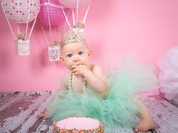 Aurora's Cake Smash