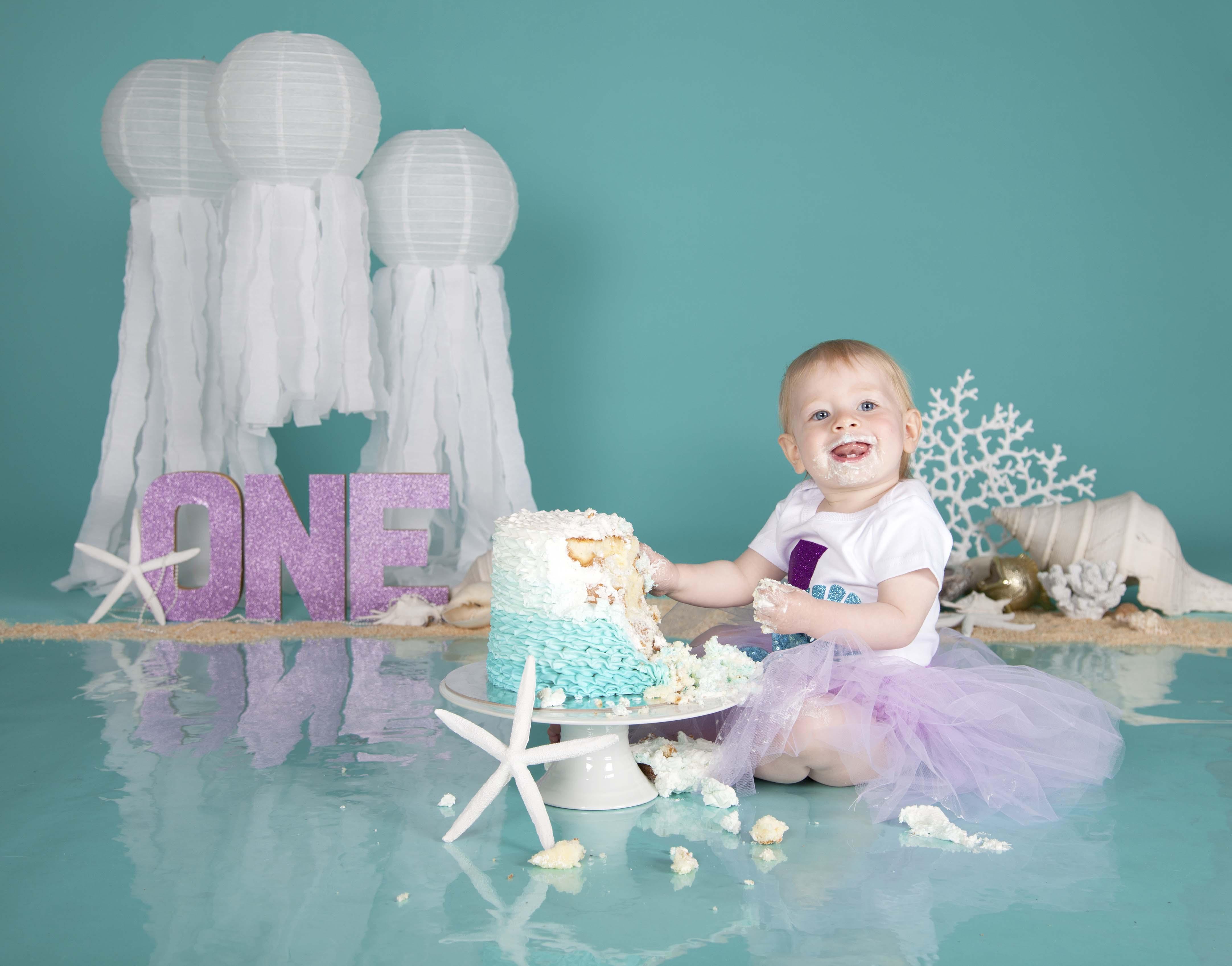 Cake Smash Photographer Brisbane