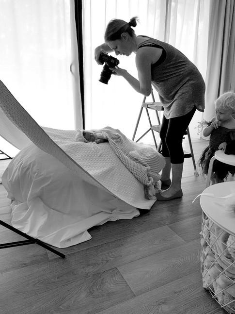 Maternity and Newborn Photographer Greenbank
