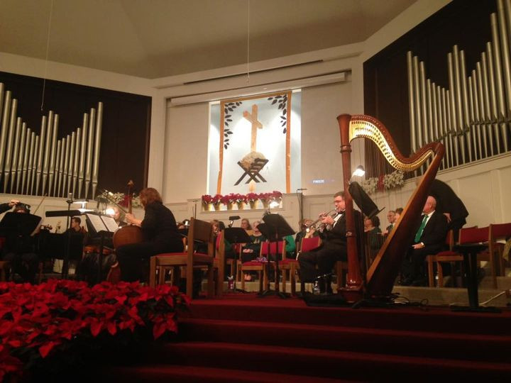 Church Choir and Orchestra