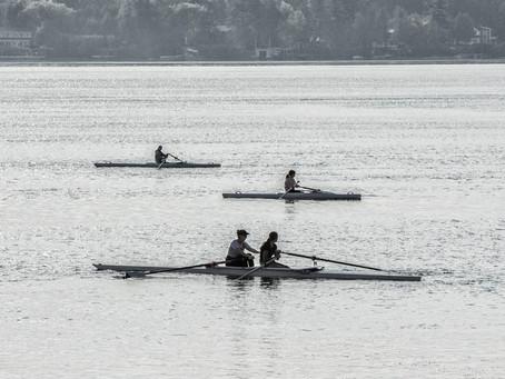 Rowed warriors