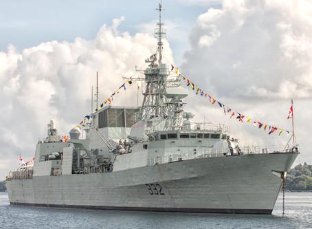HMCS Ville de Québec