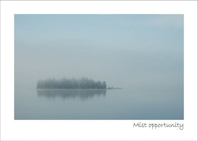 Mist opportunity