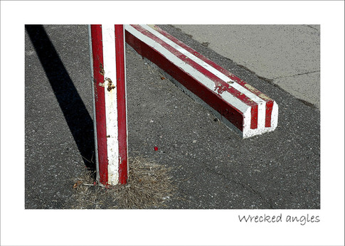 Wrecked angles