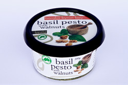 baraka basil walnut pesto 200g