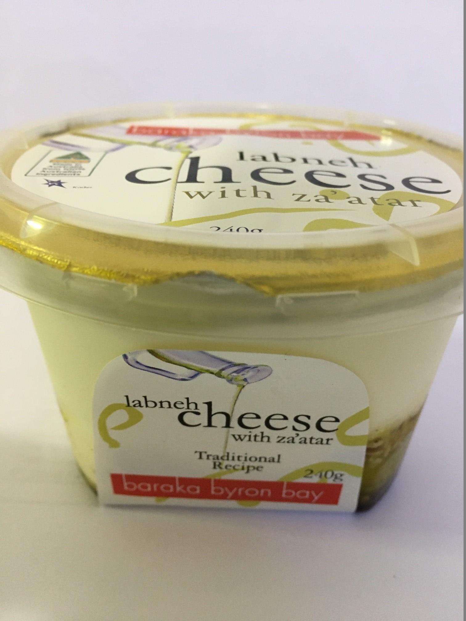 Baraka Labneh Cheese 20g