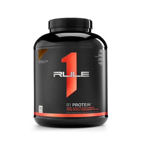 Rule 1 Protein Isolate 76 serves