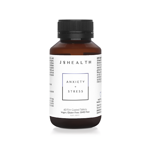 Anxiety + Stress by JSHealth