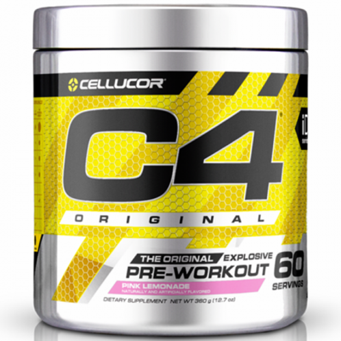 CELLUCOR C4 ID PRE WORKOUT 60 SERVES