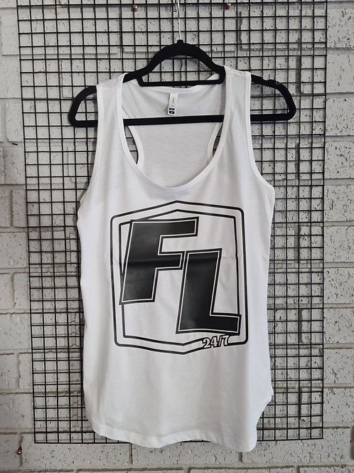 Tank FL WHITE