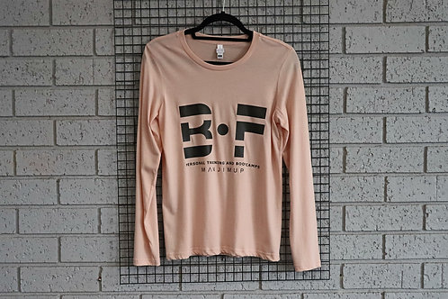 BF LONG SLEEVE PINK