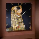 ARTIS-ORBIS_Klimt_Der_Kuss_Wanduhr_6688681