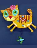 Kimi Kitty Clock