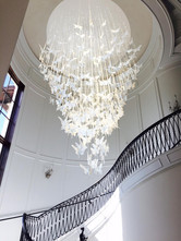 Lladro Niagara chandelier