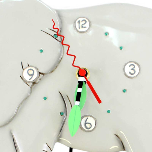 Elephante Clock