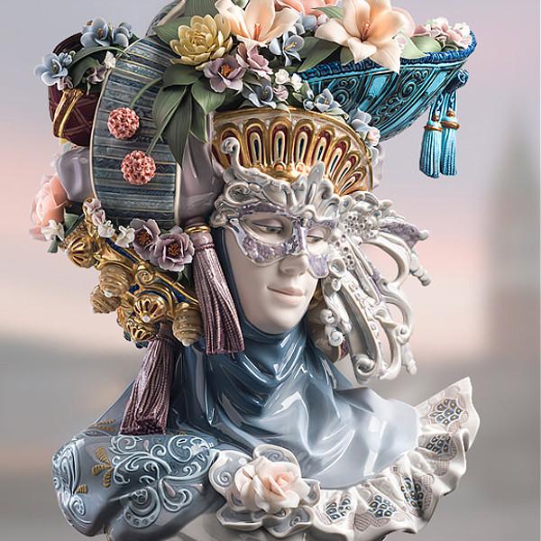 Lladro Venetian Fantasy