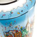 Fazzino_Vase_Butterflies_over_New_York