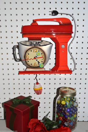 Vintage Mixer Red