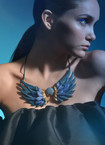 Lladro Paraise Wings Necklace