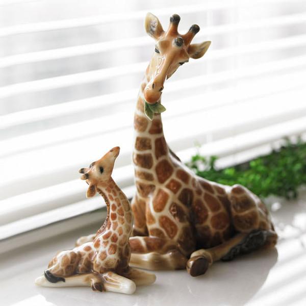 Franz Porcelain Giraffe