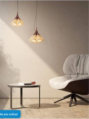 Lladro Jamz lamp
