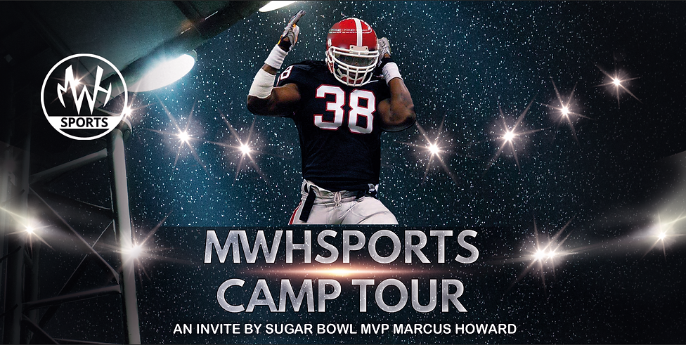 College Camp Tour by Marcus Howard