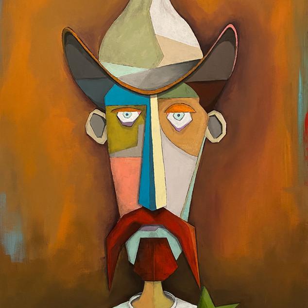 Cowboy Wilber Lee