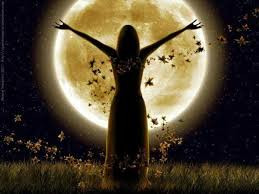Les voeux de la Nouvelle Lune et ... Le Chèque d'Abondance