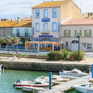 Visite Virtuelle De LHôtel Du Port à Port La Nouvelle - Hotel du port port la nouvelle