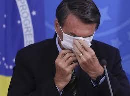 Bolsonaro diz em 'live' que não há vídeo ou áudio em que chame Covid de 'gripezinha'