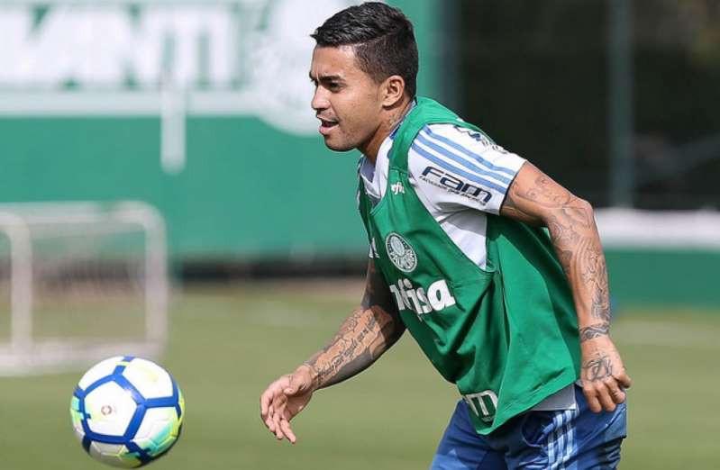 Fornecido por Areté Editorial S/A Dudu é desejado pelo Shandong Luneng, mas o Palmeiras não quer negociá-lo (Foto: Cesar Greco)