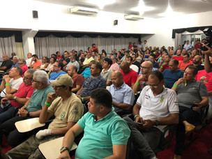 Policiais civis decidem acompanhar diretoria do Sinpol nas duas próximas reuniões de negociação com