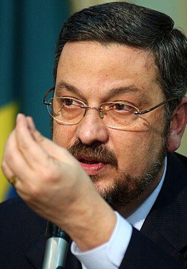 Ex-ministro Antonio Palocci prestou depoimento na 10ª Vara Federal - Arquivo/Agencia Brasil