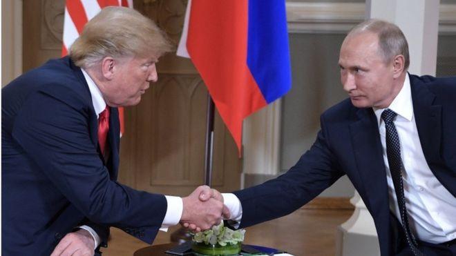 'O mundo quer que a gente se dê bem', disse Trump antes de encontro