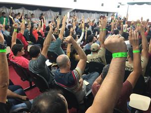 """Assembleia do Sinpol/SE: Policiais civis decidem não aceitar encaminhamento da """"mesa de negociação"""""""