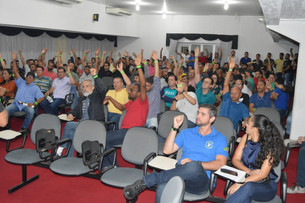 Policiais civis decidem não realizar plantões extraordinários nas delegacias e iniciam agenda de mob