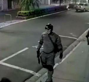 Assalto em Criciúma