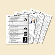 Family Group Sheets