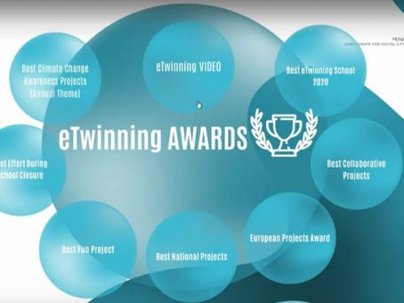 eTwinning EMBED Awards 2020