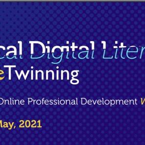 eTwinning Online Professional Development Workshop