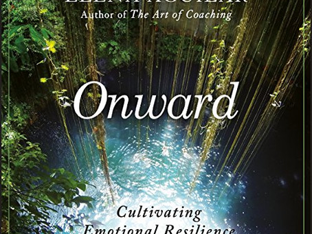 Mindful Monday: Onward (Book recommendation)