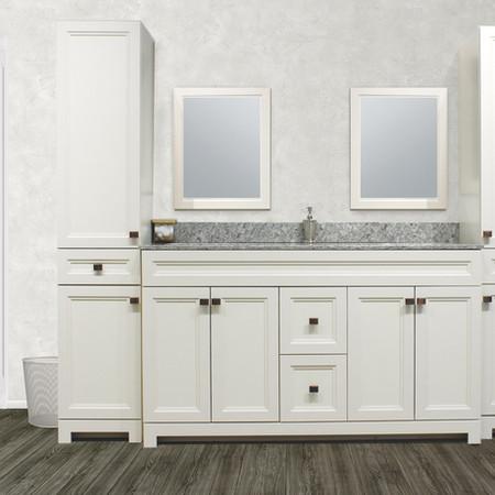 Impression Vanity Antique White