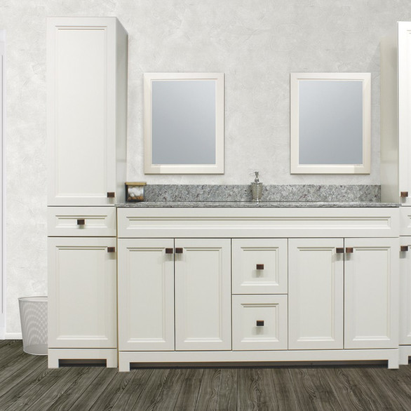 Impression Vanity Antique White