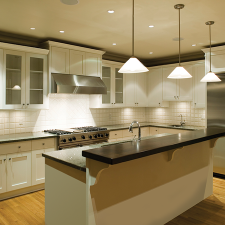 Cambridge White Kitchen